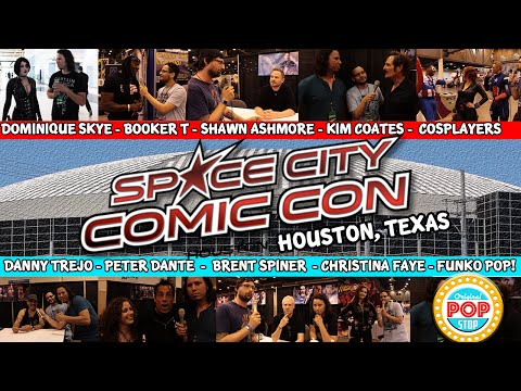 Space City Comic Con 2016   Celebrities, Cosplayers, & More!!