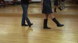 Island Ballroom Sanibel - Dance Lesson #4 - Line Dancing - Cupid Shuffle