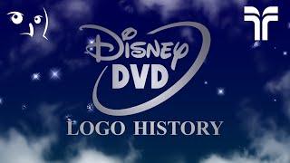 Disney DVD Logo History