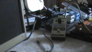 reverb pedal vs amp