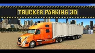 Android Trucker Parking 3D