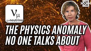 The physics anomaly no one talks about: What's up with those neutrinos?