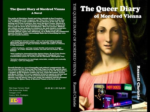 Gay Fiction book Excerpt: The Queer Diary of Mordred Vienna: p4750: Dr Margarita's Chow House
