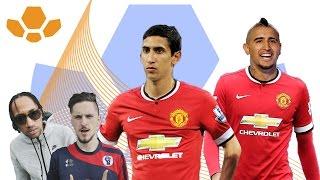 Di Maria & Vidal for Man United? | Comments Below