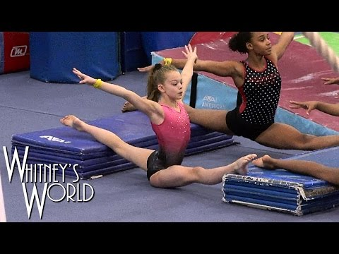 Getting Ready for Competition Season | Whitney Bjerken Gymnastics
