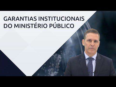 Garantias institucionais do Ministério Público – com professor Fernando Capez