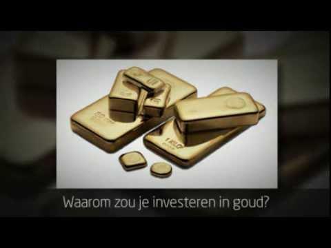 goud kopen of goud verkopen waarom investeren in goud