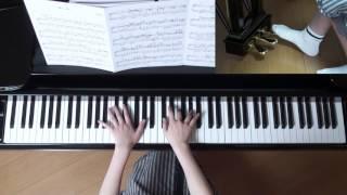 使用楽譜;全音ピアノピース・ポピュラー(PPP-012)、 2017年4月1日 録画.