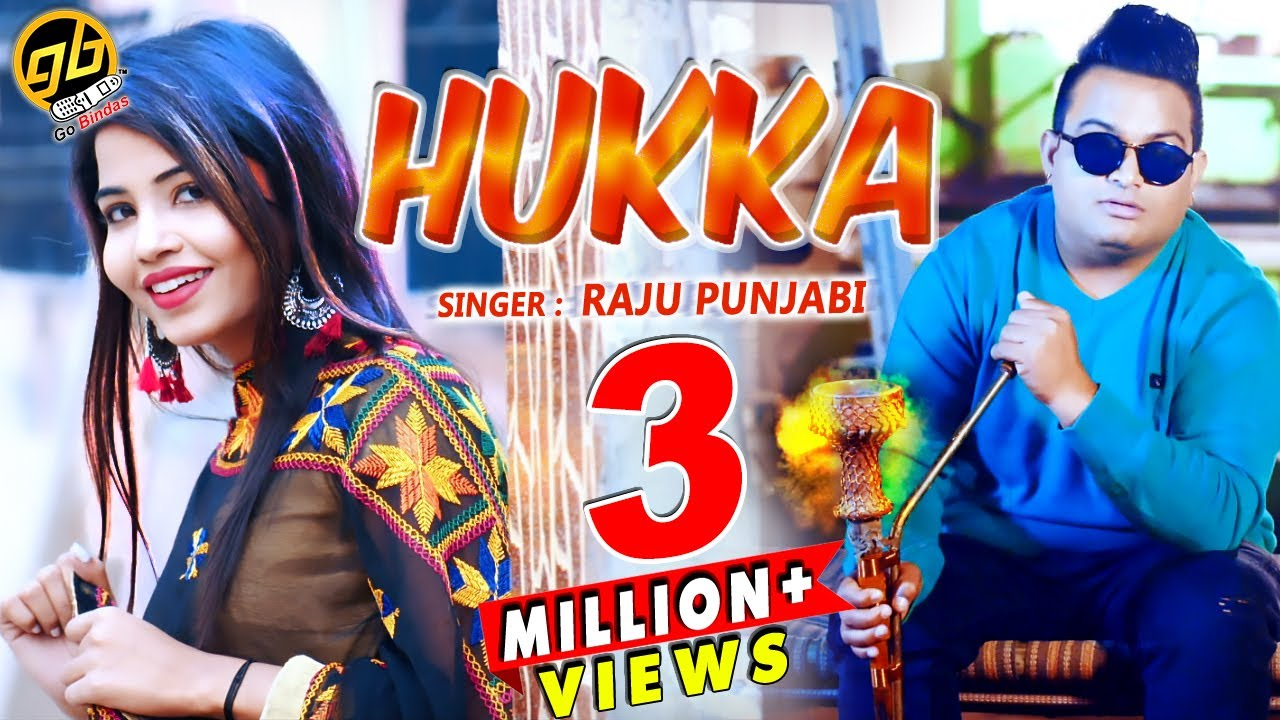 Raju Punjabi   New Haryanvi Song 2018 – हुक्का   Hukka   Andy Dahiya   VR Bros.   GoBindas ...