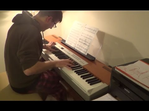 Disney - Sleeping Beauty - Once Upon a Dream (Piano Solo)