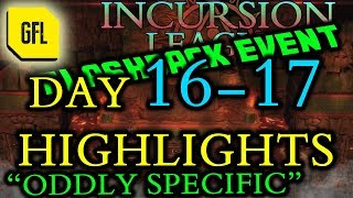 Path of Exile 3.3: Incursion Flashback League DAY # 16-17 Highlights