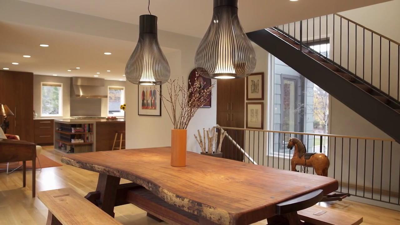 Casa simples, linda e aconchegante! Arquitetura moderna e ... on Interiores De Casas Modernas  id=22723