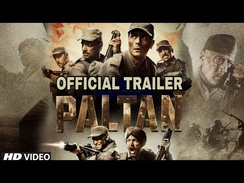 Paltan Official Trailer | Release on Tomorrow | Jackie Shroff, Sonu Sood, Gurmeet Chaudhry