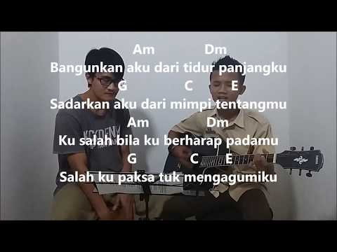 Tutor Gitar Wali Aku Sakit by Firman_sz with Dean
