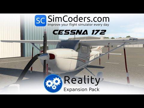 REP For X Plane 11 Cessna 172SP