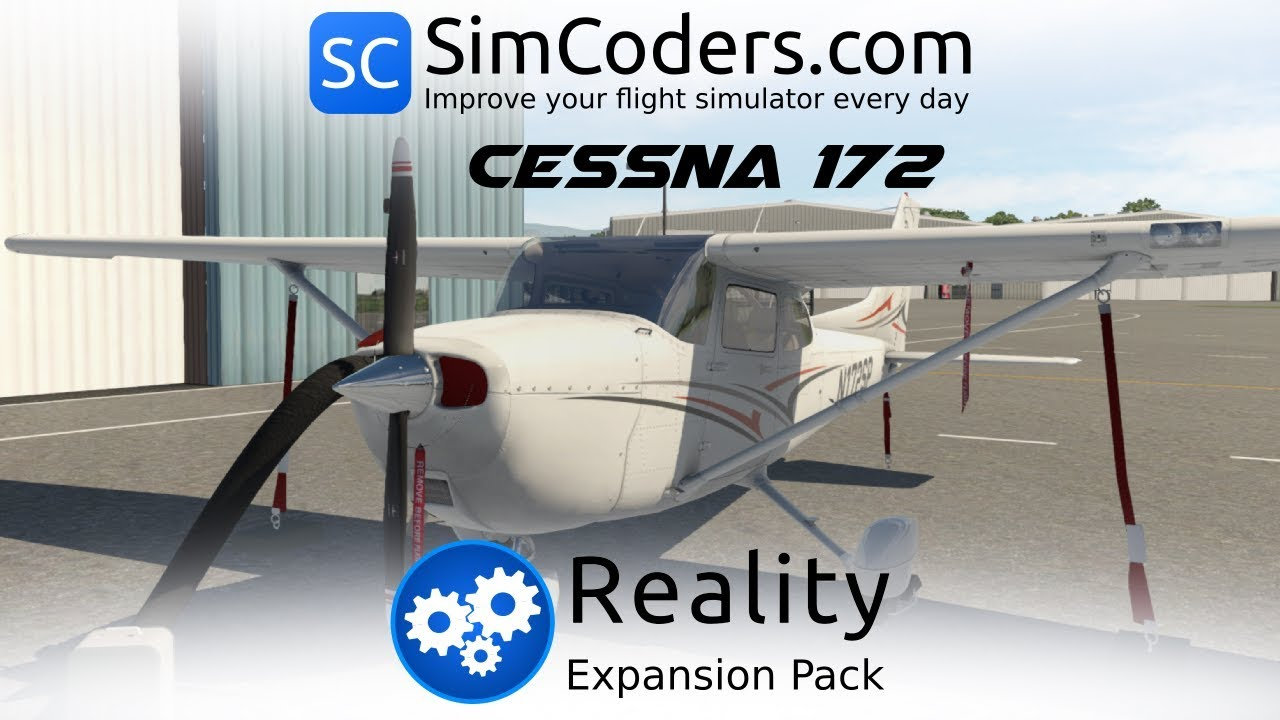 REP for X-Plane 11 Cessna 172SP - SimCoders com