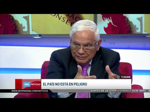 Panamá tiene que negociar y actuar con seriedad
