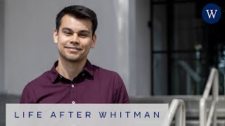 Video - Life After Whitman: Lazaro Carrion '07