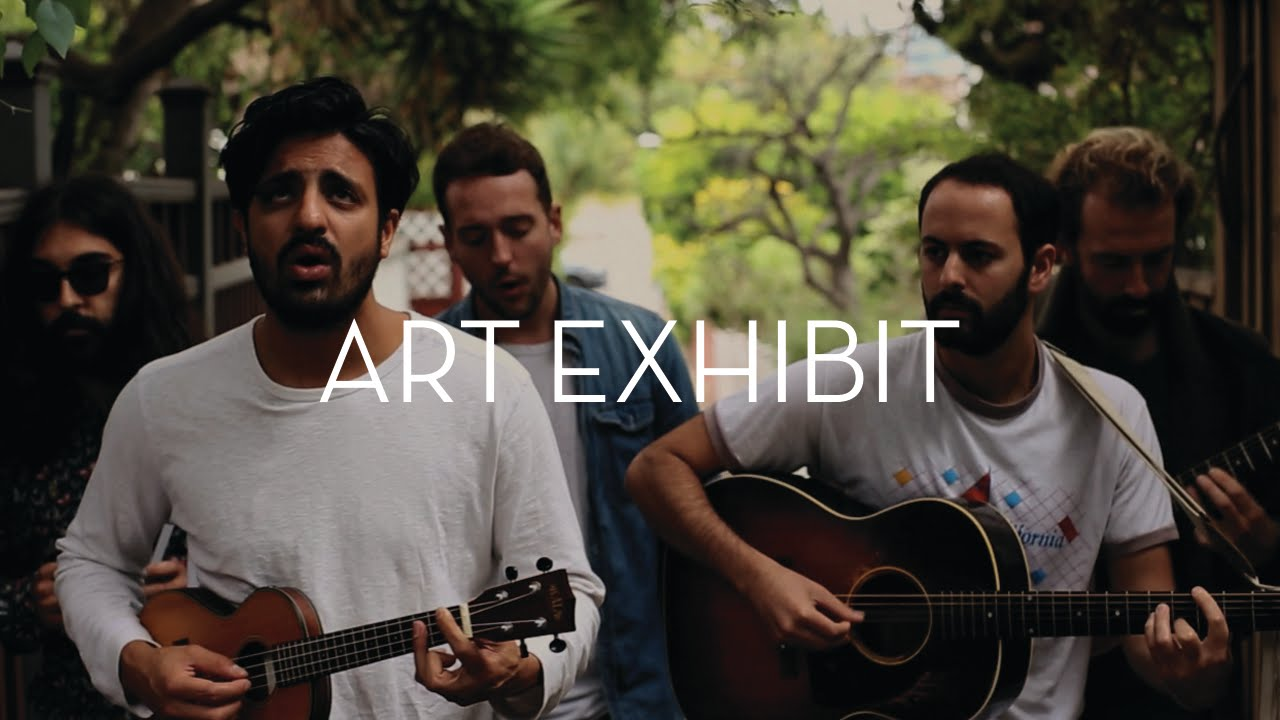 Young The Giant: Art Exhibit (In The Open)   YouTube