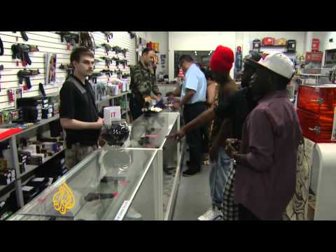 US town makes gun ownership mandatory