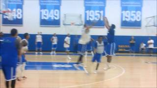 Dominican Practice with Karl Towns