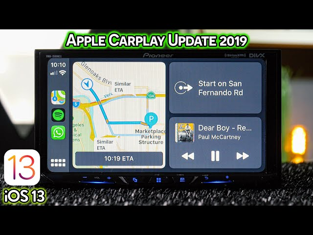carplay video, carplay clip