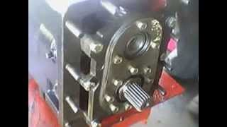 Video more than wonderful AC Gearbox New Holland tractor hydrostatic Transmission