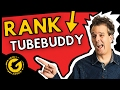 How to Rank Videos on YouTube Fast - TubeBuddy Tutorial