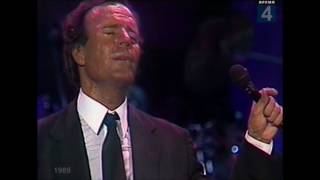 Julio Iglesias - Pensami [Live in Moscow, 1989] (HD)