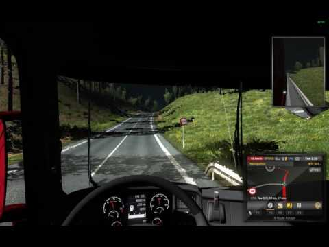 Euro Truck Simulator 2 - Karaoke