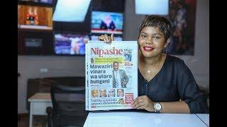 LIVE MAGAZETI: Spika awatia presha Mawaziri, 'Wabunge, 'Mradi' wa CCM wanasa wabunge wa Upinzani 10