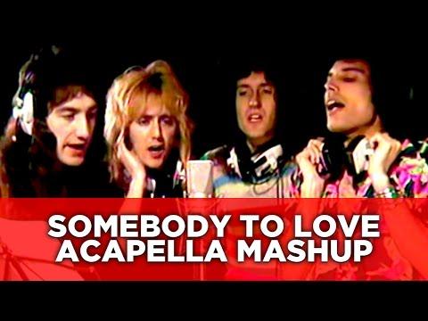 Queen - Somebody To Love (Acapella) слушать онлайн композицию