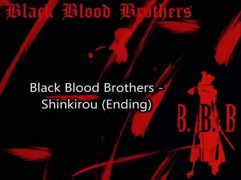 "Black Blood Brothers - ""Shinkirou [Shingiru]"" Lyrics #9"