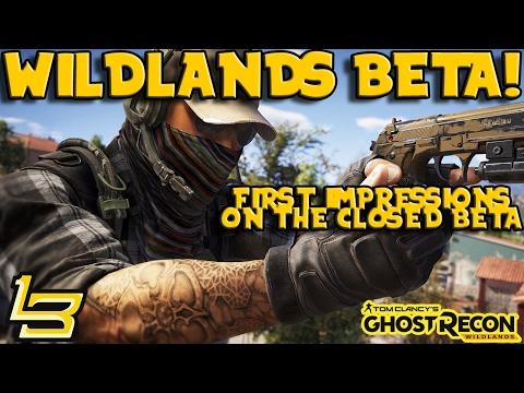 Ghost Recon: Wildlands Beta - FIRST IMPRESSIONS!