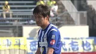 2018年4月28日(土)に行われた明治安田生命J2リーグ 第11節 山形vs栃...