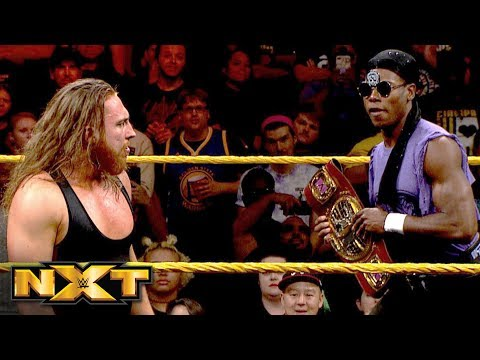Velveteen Dream faces challengers from all sides at TakeOver: Toronto