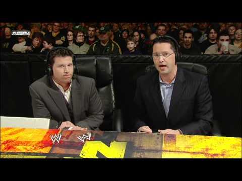 WWE NXT - February 08, 2011