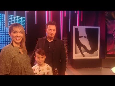 O seara in familie cu Alex Calancea, Damian si Viola Julea