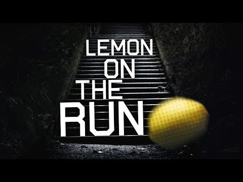 Lemon On The Run - (Inspired by Peter McKinnon)