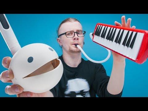 Top 5 Weird Musical Instruments