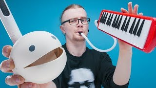 Top 5 Weird Musical Instruments