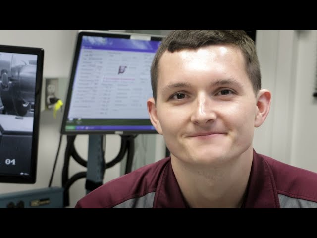 I Am Texas A&M Science - Caleb Martin '18 (Episode 29)