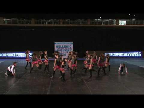 77. STAR DANCERS / TEENS ΟΜΑΔΙΚΟ HIP HOP / ΑΓΟΠ ΜΥΡΤΑΛΗ - GOLDEN STAR BY BETTY