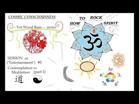 Contemplation vs Meditation PART 1 - Pluto's Corona