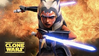 2 официальный трейлер Star Wars Войны Клонов 7 сезона! (Анг. язык)