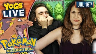 POKEMON FIRERED NUZLIGHT CHALLENGE! - Harry & Lydia - 17/07/19