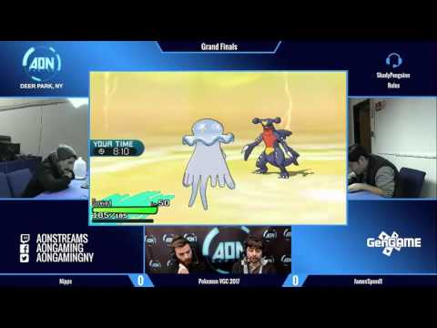 AonGaming VGC All or Nothing Local #4 Finals: Jamesspeed1 vs Nipps
