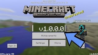 Download Minecraft PE 1.0.0.0 Update [1.0 Build 3] !!?