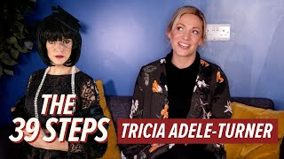 The 39 Steps: Tricia Adele-Turner Interview | #Barn39Steps