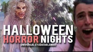 Halloween Horror Night (#Vlogtobre 10)